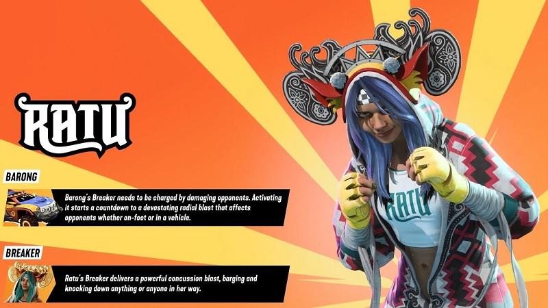 Game Destruction AllStars Gratis dan Mempunyai Karakter Dari Indonesia