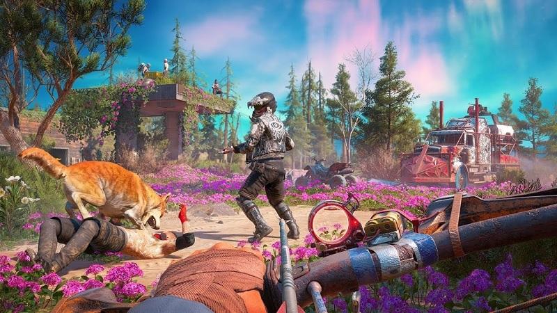 Game Far Cry New Dawn Dunia Permainan Lama yang Baru