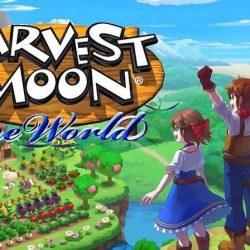 Game Harvest Moon One World Permainan Baru yang Ramah Keluarga